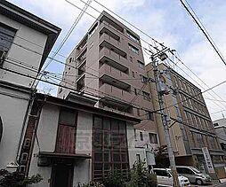 京都府京都市中京区間之町通二条下る鍵屋町の賃貸マンションの外観