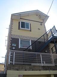 ジェラルド[2階]の外観