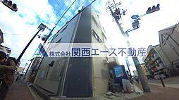 竹宏深江橋マンション[4階]の外観