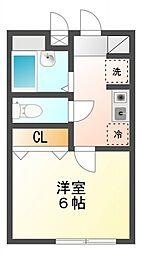 Andante(アンダンテ)[1階]の間取り