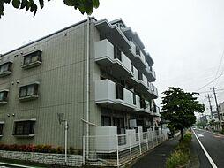 埼玉県さいたま市緑区東浦和4丁目の賃貸マンションの外観