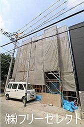 福岡県福岡市博多区吉塚3丁目の賃貸アパートの外観