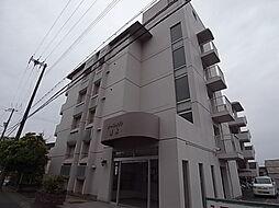 兵庫県姫路市飾磨区英賀清水町1丁目の賃貸マンションの外観