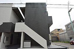 ラルク高畑[1階]の外観