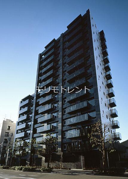 カスタリア戸越 8階の賃貸【東京都 / 品川区】
