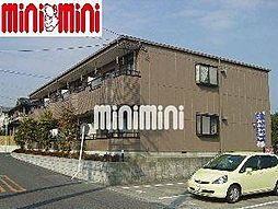 愛知県名古屋市緑区細口3丁目の賃貸マンションの外観