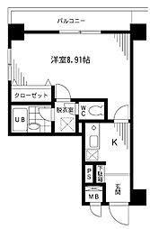 プライムアーバン千代田富士見[3階]の間取り