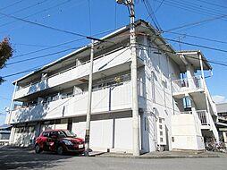 滋賀県甲賀市水口町北内貴の賃貸マンションの外観