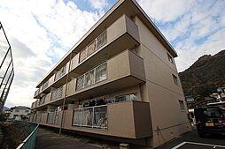 米尾マンション[202号室]の外観