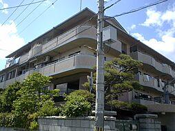兵庫県伊丹市東野5丁目の賃貸マンションの外観