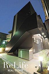 シティレジデンス鶴橋[202号室]の外観