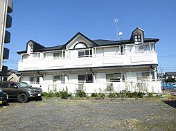 ボーディングハウス[2階]の外観