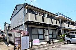 愛知県名古屋市熱田区八番1丁目の賃貸アパートの外観