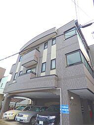 埼玉県川口市元郷5丁目の賃貸マンションの外観