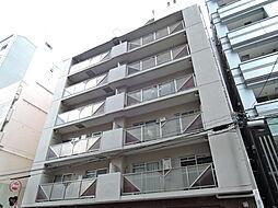 マンション北堀江[306号室]の外観