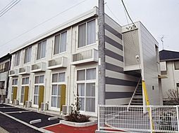 レオパレスエスト[2階]の外観