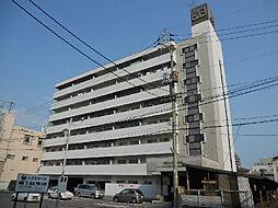 愛媛県松山市湊町6丁目の賃貸マンションの外観