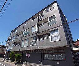 京都府向日市寺戸町中垣内の賃貸マンションの外観