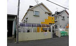 埼玉県さいたま市見沼区丸ヶ崎町の賃貸アパートの外観
