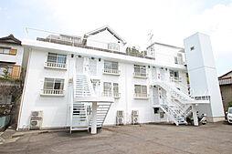 愛知県名古屋市名東区本郷1丁目の賃貸アパートの外観