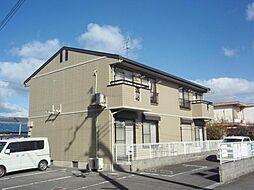 大阪府泉大津市千原町2丁目の賃貸アパートの外観