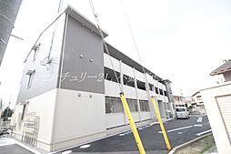 JR津山線 法界院駅 徒歩12分の賃貸アパート