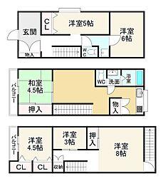 寺田町駅 1,780万円