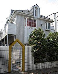 東京都世田谷区若林1丁目の賃貸アパートの外観