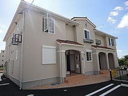 静岡県浜松市北区大原町の賃貸アパートの外観
