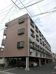 東千葉ハイリビング六番館[4階]の外観