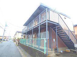 プレジール戸塚 A棟[1階]の外観