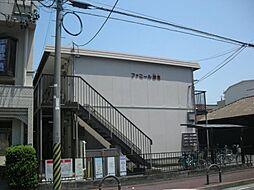 ファミール勝恵[1階]の外観