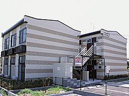 レオパレス大阪狭山[1階]の外観