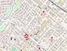 地図,1DK,面積18.63m2,賃料3.9万円,札幌市営東西線 琴似駅 徒歩3分,JR函館本線 琴似駅 徒歩12分,北海道札幌市西区琴似二条5丁目2番24号