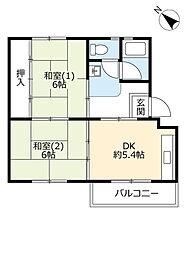 新家駅 3.3万円
