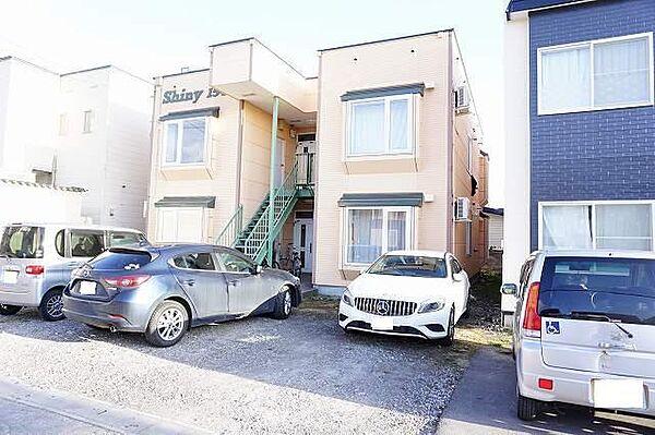 Shiny154 1階の賃貸【北海道 / 旭川市】