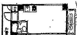 ハローグリーンハイツ本山[401号室号室]の間取り