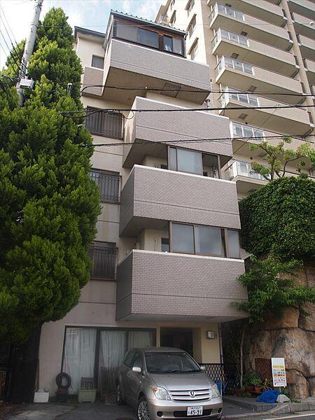 六甲セレスコート 2階の賃貸【兵庫県 / 神戸市灘区】