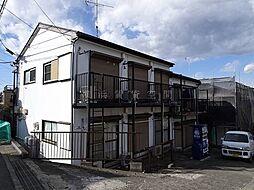 神奈川県横浜市旭区二俣川1の賃貸アパートの外観