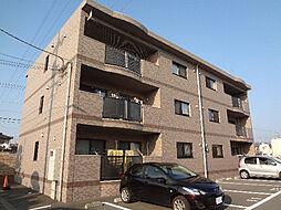 愛媛県松山市西石井5丁目の賃貸マンションの外観