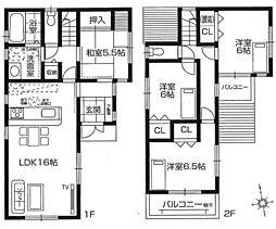 男山山上駅 2,590万円