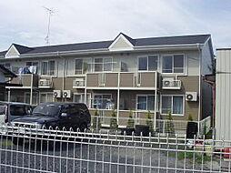 サニーコート壱番館[2階]の外観