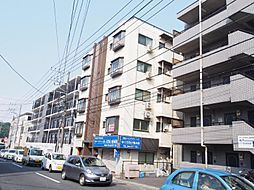 神奈川県川崎市麻生区高石の賃貸マンションの外観