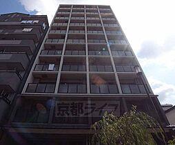 京都府京都市中京区西ノ京小堀町の賃貸マンションの外観