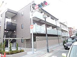 大阪府大阪市平野区平野西3丁目の賃貸アパートの外観