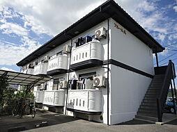 広島県東広島市黒瀬町丸山の賃貸アパートの外観
