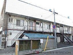 播摩荘[2階]の外観