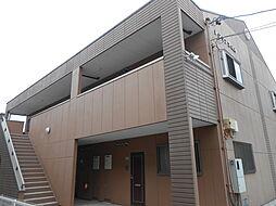 レジデンスS・S 1階[101号室]の外観