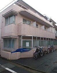 東京都豊島区南長崎1丁目の賃貸マンションの外観