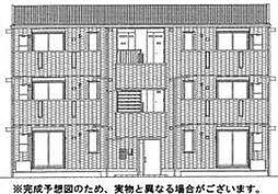 D-room若久[3階]の外観
